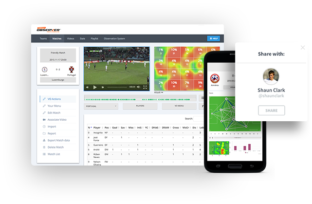 Sports Video Analysis Services Software Videobserver
