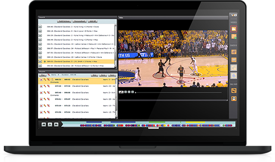 Sports video analysis service | Videobserver