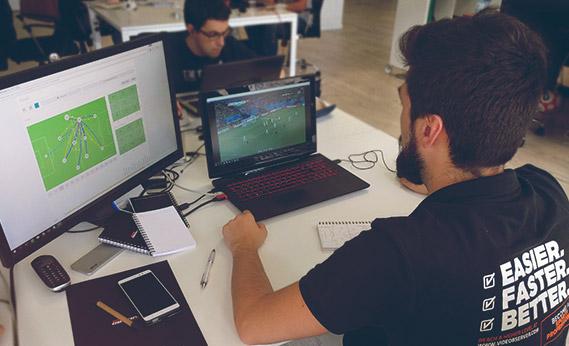Sports video analysis service   Videobserver