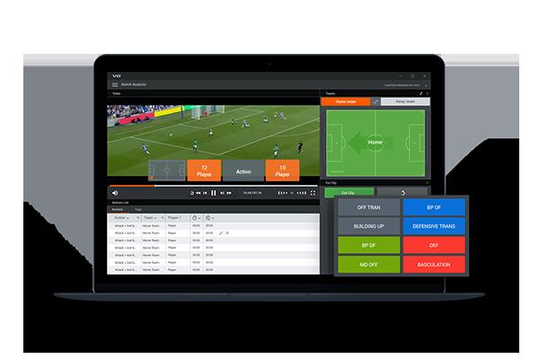 Sports video analysis software | Videobserver